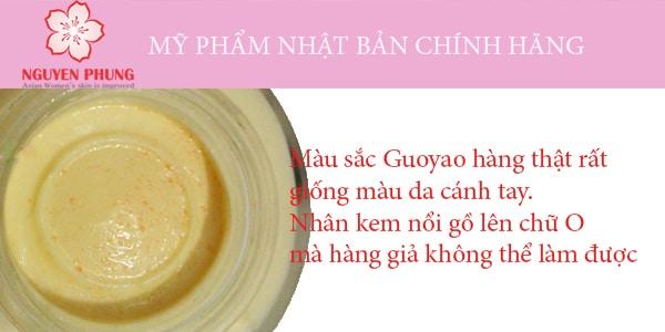 Review kem sâm Guoyao Nhật Bản chính hãng 14 tác dụng